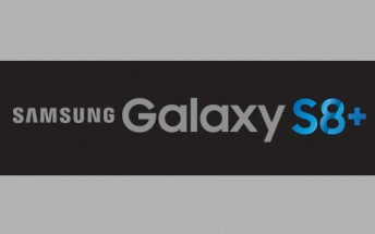 """Leaked logo confirms Samsung will use the name """"Galaxy S8+"""""""