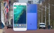 Really Blue Google Pixel arrives in the UK: pre-order today, on sale next week