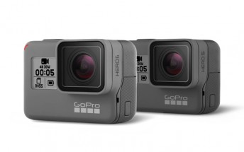 GoPro will release the Hero 6 in 2017