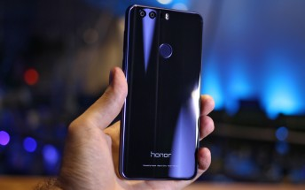 Android Nougat update for Honor 8 begins rolling out tomorrow