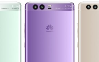 Huawei P10 spotted on GeekBench with 4GB of RAM