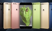 Huawei P10 and P10 Plus are now official with Leica selfies