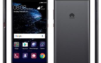 Huawei P10 stars in leaked press renders too