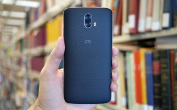 ZTE Blade V8 Pro gets its first software update
