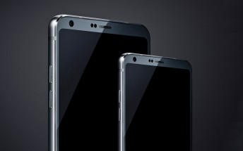 "LG names G6 display ""Full Vision"""