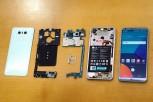 LG G6 disassembly