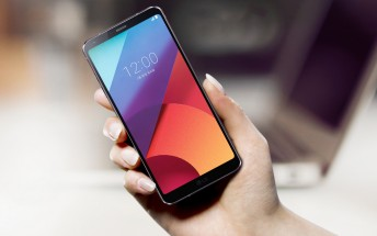 LG G6 is official with FullVision 18:9 display, Snapdragon 821 chipset