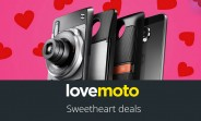 Moto Deals: Free Moto Mod with any Moto Z Purchase