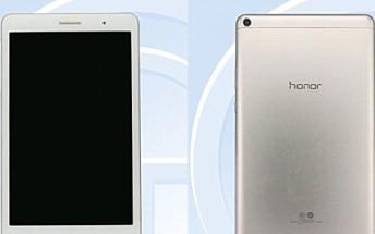 Huawei MediaPad T3 clears TENAA with 8