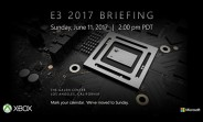 Microsoft confirms Xbox's E3 2017 briefing date