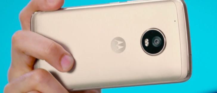 Motorola Moto G5 Plus getting a new update - GSMArena com news