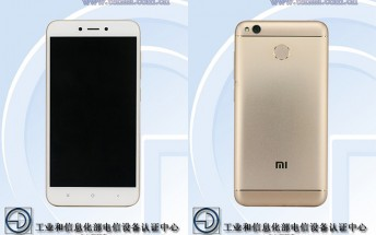 New 5-inch Xiaomi phone passes through TENAA, might be the Redmi 5