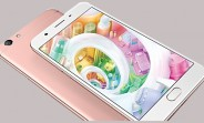 Oppo F1s in Rose Gold arriving in India soon