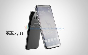 Check out these sleek renders of Samsung Galaxy S8