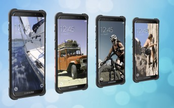 New Samsung Galaxy S8 cases reveal even more hardware details
