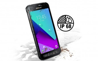 Major Canadian carriers start selling Samsung Galaxy Xcover 4