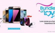 Samsung offering several Valentine's Day offers in India