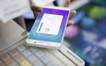 Samsung Pay coming to Sweden this year