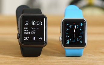 Smartwatch shipments up  1% in 2016, Apple Watch with a strong lead