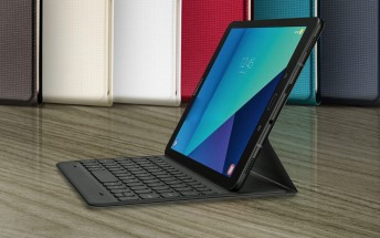 Samsung Galaxy Tab S3 specs sheet leaks, details the screen and keyboard