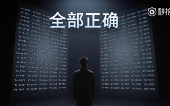 Xiaomi Pinecone chipset gets its own trailer, starring World Memory Champion