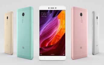 Xiaomi Redmi Note 4X prices revealed