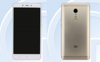 """5.5"""" Xiaomi also spotted on TENAA, is this another Redmi Note device?"""