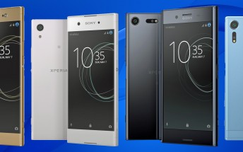 Images of four Sony Xperias leak ahead of tomorrow's announcement