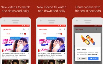 YouTube Go beta is live, lets you download videos for offline watching