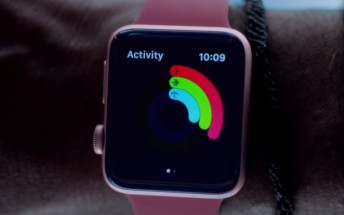 Latest Apple Watch Series 2 ad tells you to