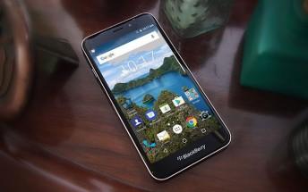 BlackBerry Aurora officially announced