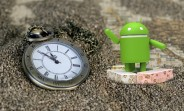 Counterclockwise: Android grows up, goes to Play and make friends