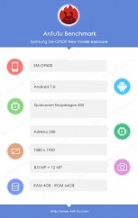 Galaxy S8 (Snapdragon)