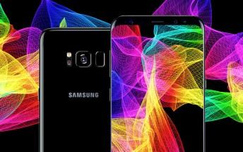 Samsung Galaxy S8 and S8+ visit AnTuTu, show 64GB storage