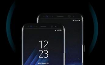 A short, unofficial video shows Samsung Galaxy S8's fingerprint reader