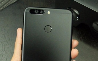 First image of Honor Note 9 shows a huge phablet