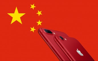 Red iPhone 7 proves popular in China, passes 350,000 registrations