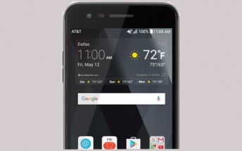 LG Phoenix 3 with 2,500mAh battery and $80 price tag coming to AT&T this week