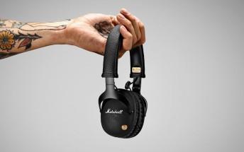 Marshall announces flagship Monitor Bluetooth headphones