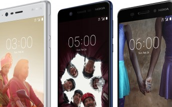 Nokia 6, 5, 3, and 3310 (2017) land in Philippines