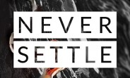 New 'Never Settle' wallpaper hints at a new OnePlus 3T color