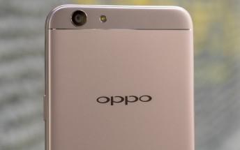 Oppo F3 Plus passes through GFXBench