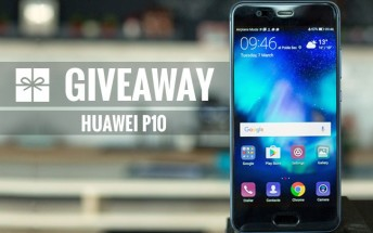 Huawei P10 giveaway: We have a winner!