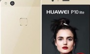 Huawei P10 Lite gets listed in Portugal too, once again priced at €349