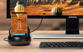 Samsung DeX brings sedentary desktop life to the mobile Galaxy S8