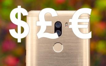 Xiaomi Mi 6 variants and prices leak