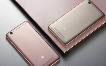 Xiaomi Redmi 4a spotted in new dark gray color
