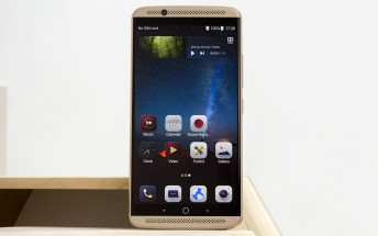 ZTE is rolling out Android 7.1.1 for the Axon 7