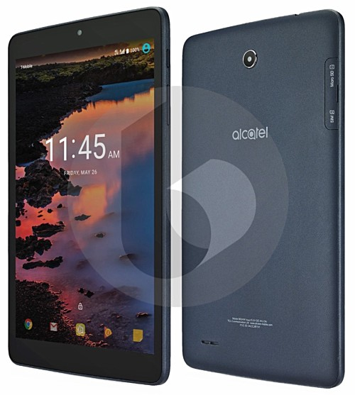 alcatel a30 review