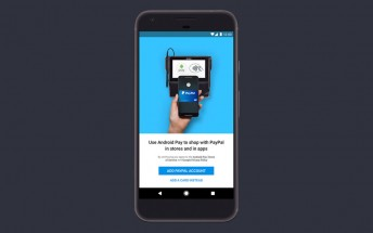 Android Pay teams up with PayPal in the US